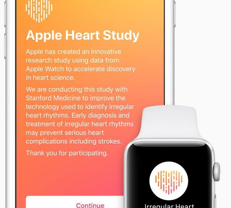 Apple Heart Study to improve atrial fibrillation detection